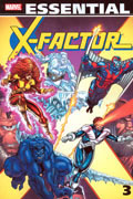 ESSENTIAL X-FACTOR VOL 3 TP