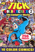 TICK COLOR SERIES COMPLETE WORKS VOL 2 TP