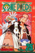 ONE PIECE GN VOL 25