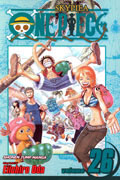 ONE PIECE GN VOL 26