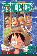 ONE PIECE GN VOL 27