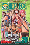 ONE PIECE GN VOL 28