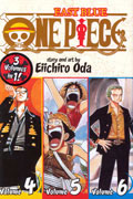 ONE PIECE 3-IN-1 TP VOL 2