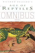 AGE OF REPTILES OMNIBUS VOL 01 