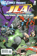 DC COMICS PRESENTS JLA #1