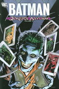 BATMAN JOKERS ASYLUM TP VOL 02