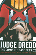 JUDGE DREDD COMP CASE FILES TP (S&S ED) VOL 02