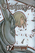 CLAYMORE GN VOL 17