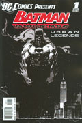DC COMICS PRESENTS BATMAN URBAN LEGENDS #1