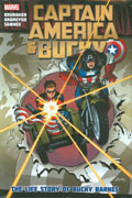CAPTAIN AMERICA AND BUCKY PREM HC THE LIFE STORY OF BUCKY BARNES