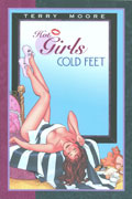 TERRY MOORE SKETCHBOOK VOL 01 HOT GIRLS & COLD FEET