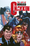 ART OF HOWARD CHAYKIN HC (MR)