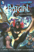 BATGIRL HC VOL 02 KNIGHTFALL DESCENDS (N52)