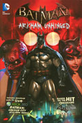 BATMAN ARKHAM UNHINGED HC