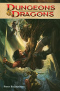 DUNGEONS & DRAGONS TP VOL 02 FIRST ENCOUNTERS