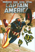 CAPTAIN AMERICA BY ED BRUBAKER PREM HC VOL 04