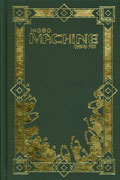 GOD MACHINE LEATHER BOUND ED HC (MR)
