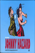 JOHNNY HAZARD DAILIES HC VOL 02 1945-1947