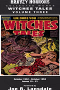 HARVEY HORRORS COLL WORKS WITCHES TALES HC VOL 03