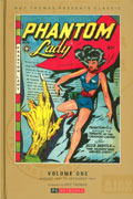 ROY THOMAS PRESENTS PHANTOM LADY COLL WORKS HC VOL 01