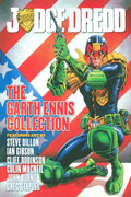 JUDGE DREDD GARTH ENNIS COLL TP (MR)