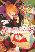 ALICE I/T COUNTRY OF HEARTS MY FANATIC RABBIT GN VOL 01