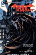 BATMAN DARK KNIGHT TP VOL 02 CYCLE OF VIOLENCE (N52)