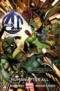 AVENGERS AI TP VOL 01 HUMAN AFTER ALL