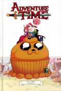 ADVENTURE TIME EYE CANDY HC VOL 01