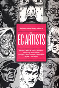 COMICS JOURNAL LIBRARY TP VOL 08 EC ARTISTS