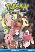 POKEMON BLACK & WHITE GN VOL 13