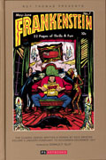 ROY THOMAS PRESENTS BRIEFER FRANKENSTEIN HC VOL 04 1947