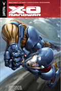 X-O MANOWAR TP VOL 04 HOMECOMING