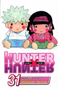 HUNTER X HUNTER GN VOL 31