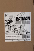BATMAN DARK KNIGHT RETURNS GALLERY ED HC