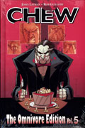 CHEW OMNIVORE ED HC VOL 05 (MR)