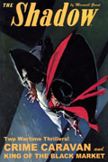 SHADOW DOUBLE NOVEL VOL 102 KING BLACK MARKET