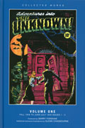 ACG ADVENTURES INTO THE UNKNOWN HC VOL 01