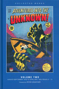 ADVENTURES INTO THE UNKNOWN HC VOL 02