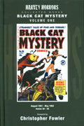 HARVEY HORRORS BLACK CAT MYSTERY HC VOL 01