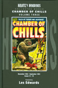 HARVEY HORRORS CHAMBER OF CHILLS HC VOL 03