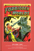 ACG FORBIDDEN WORLDS HC VOL 01