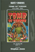 HARVEY HORRORS TOMB OF TERROR HC VOL 01