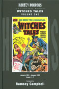 HARVEY HORRORS WITCHES TALES HC VOL 01
