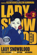 LADY SNOWBLOOD VOL 2 THE DEEP SEATED GRUDGE TP (MR)