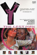Y THE LAST MAN VOL 6 GIRL ON GIRL TP (MR)