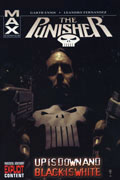PUNISHER MAX VOL 4 UP IS DOWN AND BLACK IS WHITE TP (MR)