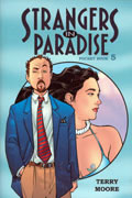 STRANGERS IN PARADISE VOL 5 PKT TP