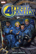 FANTASTIC FOUR FIRST FAMILY TP