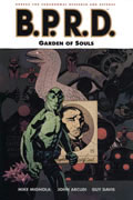 BPRD VOL 7 GARDEN OF SOULS TP